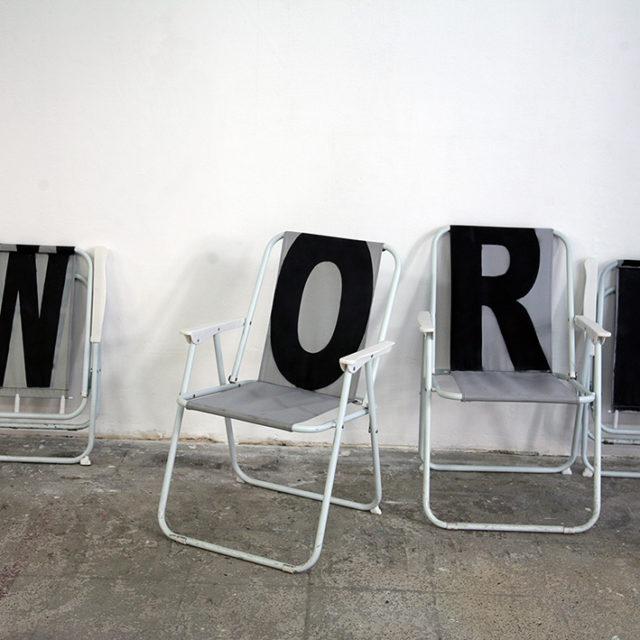 Trabalho Involuntário / Sofia Caesar / 2019