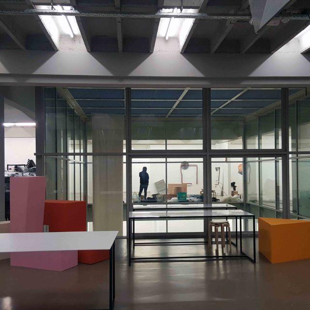 INDEPENDENT BRUSSELS ART FAIR / 2018