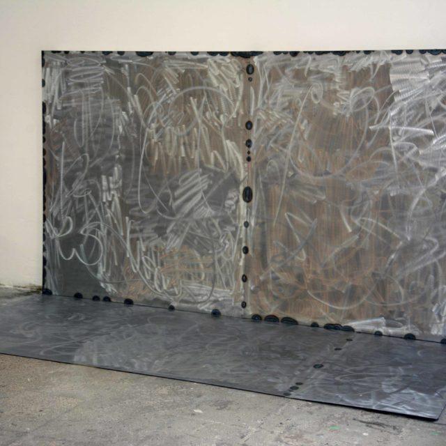 Lichens Phantom / Sybille Deligne / 2019