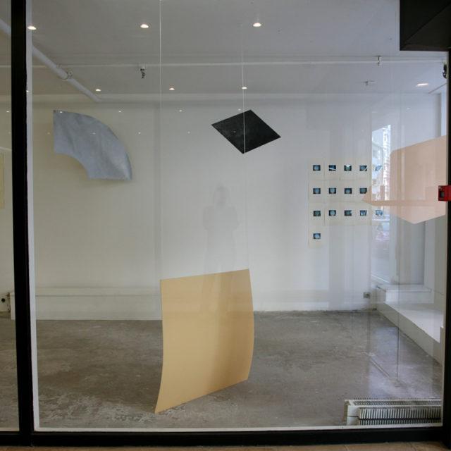 Light box study / Céline Butaye / 2014