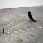 Crutch + swimfin / Mohammed Alani / 2014