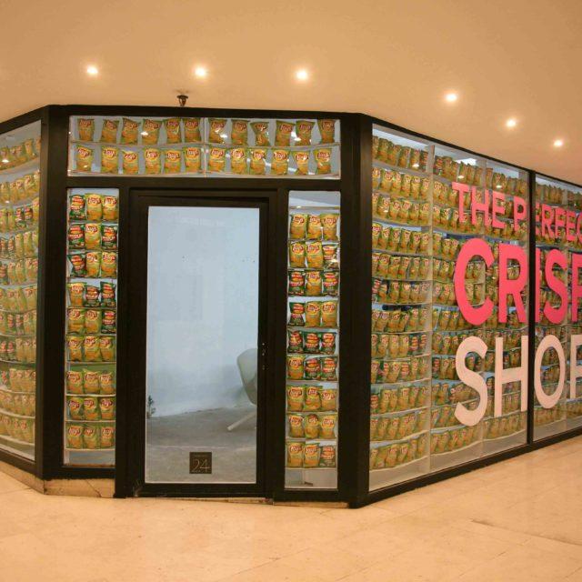 The Perfect Crisp Shop / Lisa Egio / 2017