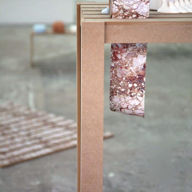 Brush, Paper and Basket / Margré Steensma / 2015