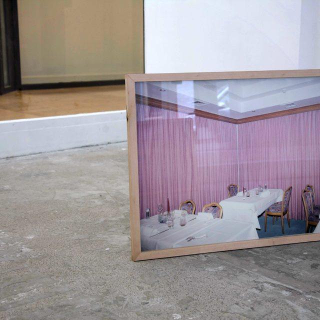 Tamam Shud - He is dead, and he is going to die / Jeroen Vranken /  2015