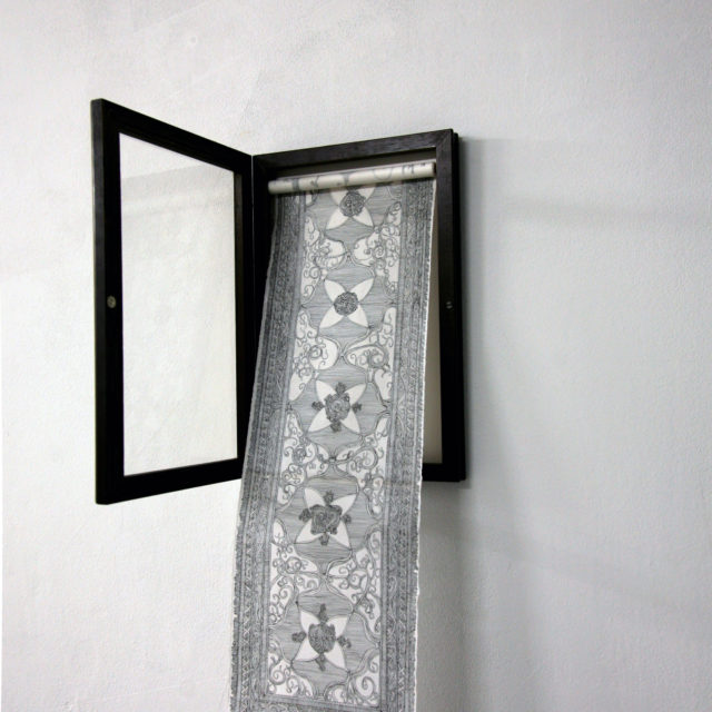 Tapisserie (tapestry) / Marco De Sanctis / 2014