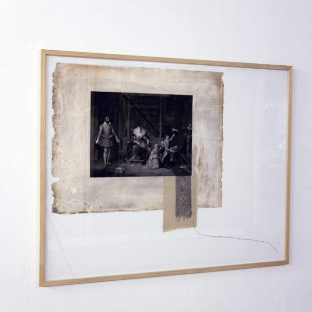 Richomme d'après Ingres « Henri IV et ses enfants » / Marco De Sanctis / 2014