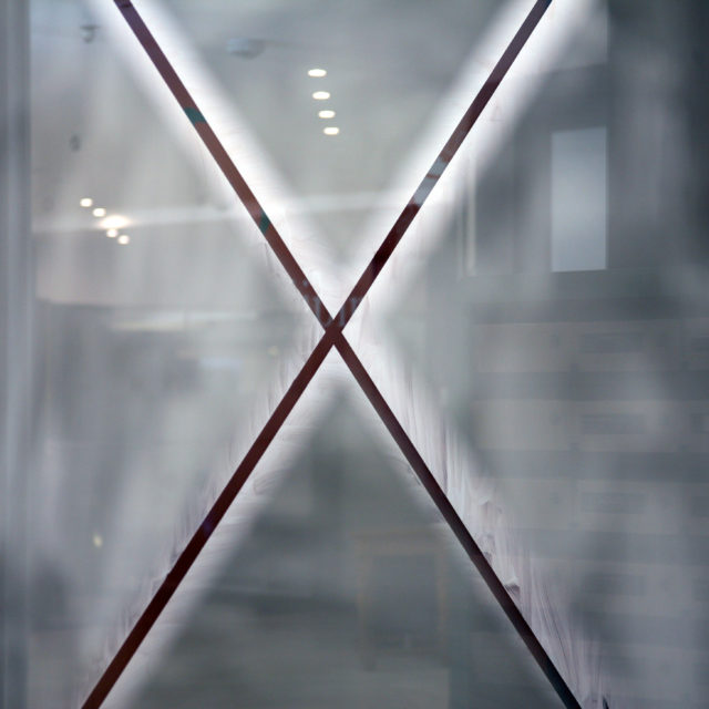 Window Void / Matthias Yzebaert / 2014