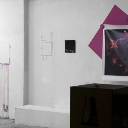 You are here / Pierre-Pol Lecouturier / 2012