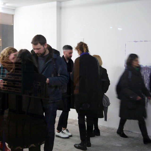 Melted Reality / Opening / March 19th 2015