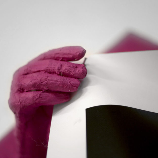 Ready 2 take any form, any color (with Projections 5.1 et 5.2) / Yuna Mathieu-Chovet / 2012