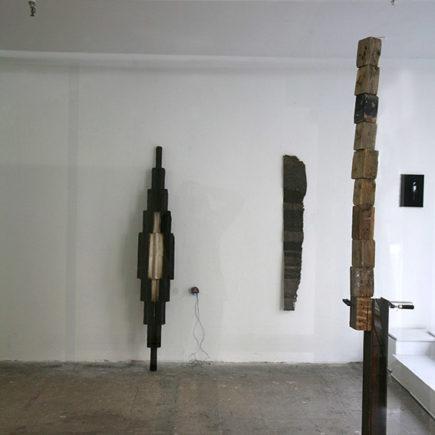 Exhibition view / Claude Cattelain + Elise Eeraerts / 2019-2020